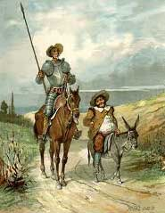 Classics Spanish Books - Don Quixote